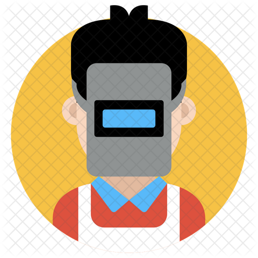 Welder Icon Of Flat Style Available In Svg Png Eps Ai Icon Fonts