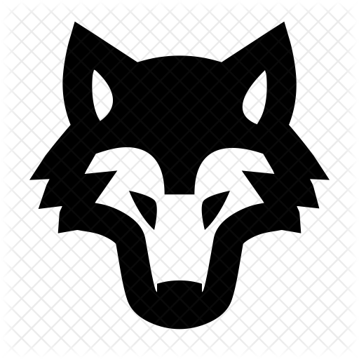 Wolf Icon Of Glyph Style Available In Svg Png Eps Ai Icon Fonts Wolf free icons and premium icon packs. wolf icon