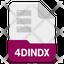 4dindx file