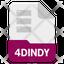4dindy file