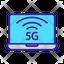 5 G Laptop Network