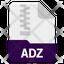 adz file