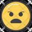 Aggressive Emoji