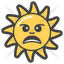 Aggressive Sun