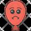 Angry Balloon Emoji