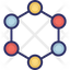 Atom circles