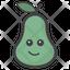 Attitude Pear Face