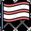 Ballot flag