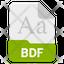 bdf file