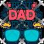 Best Dad Monogram