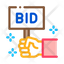 Bid Buying Board