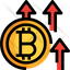 Bitcoin Increase