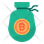 Bitcoin Money Bag