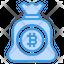 Bitcoin Money Bag