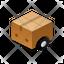 Box on wheels