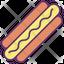 Burger Sausage