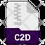 c2d file