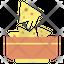 Cheese Nachos