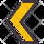 chevron arrow