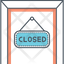 Closed Board