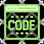 Code webpage