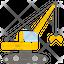 Clamshell excavator