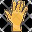 Cyborg Metallic Hand