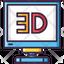 3 D Film