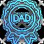 Dad Badge