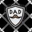 Dad Shiled
