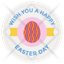 Easter Day Badge