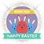 Easter Day Sticker