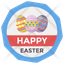 Easter Emblem