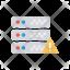 error in database