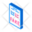Fake Ballot Paper