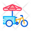 Fast Food Bicycle