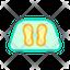 Feet Clean Carpet