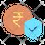 Financial Rupee Security