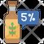 Five Percentage Alcohol