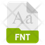 fnt file