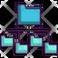 Folders Network Structure