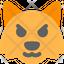 Fox Pouting