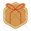 gift gingerbread