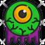 Halloween Eyeball