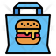 Hamburger Bag