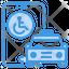 Handicap Taxi