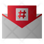 Hashtag Mail
