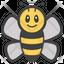 Honey Bee Emoji