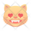 In love cat
