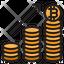 Increase Bitcoin Graph